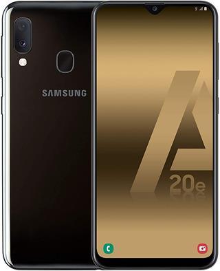 Fotos Smartphone Samsung Galaxy A20e 3GB 32GB 5.8