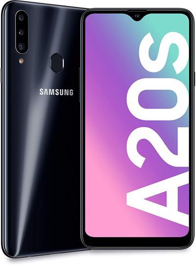 Smartphone Samsung Galaxy A20s 3Gb 32Gb 6. 5´´ Negro