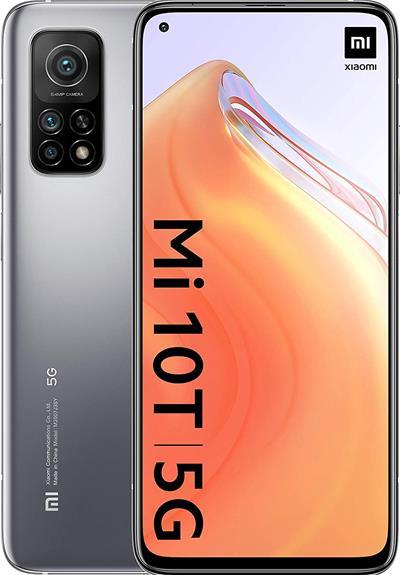 Smartphone Xiaomi Mi 10T 5G 6Gb . . .