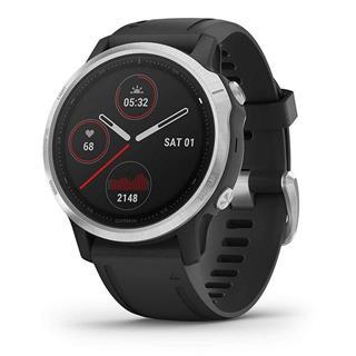 Fotos Smartwatch Garmin Fénix 6S 42mm plata/negro