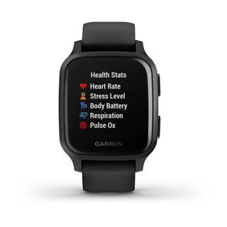 Smartwatch Garmin Venu Sq Music Edition Negro