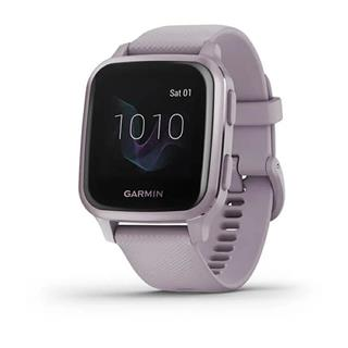 Fotos Smartwatch GARMIN VENU SQ NFC LAVENDER/ROSE PURPLE
