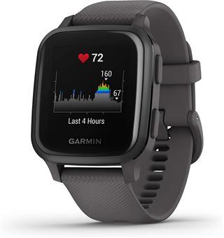Smartwatch Garmin Venu Sq Nfc Shadow Gris