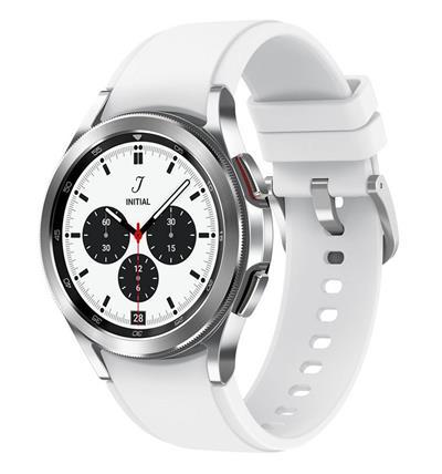 Smartwatch Samsung Watch 4 R880 Classic Silver Eu