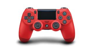 Mando Dual Shock 4 Sony Ps4 Rojo . . .
