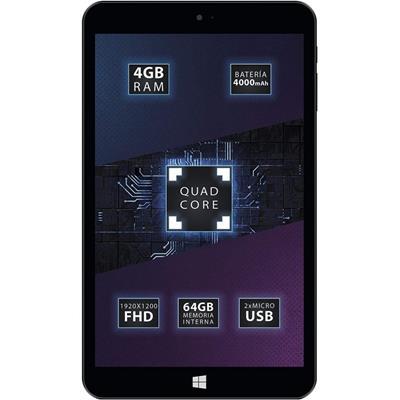 Tablet Talius Zaphyr 8005W 8´´ 4Gb 64Gb W10s Negra . . .