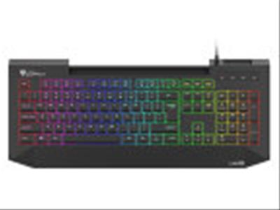 Teclado Gaming Genesis Lith 400 Rgb Slim Switch . . .