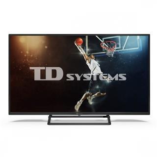 Televisor Td Systems K40dlx11fs 39. 5´´ Led Fullhd . . .