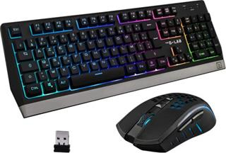 The G- Lab Wireless Gaming Combo -  Mouse +  . . .