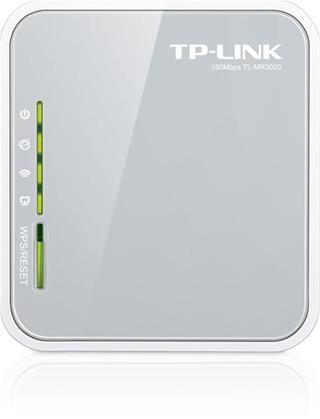 Router Tp- Link Inalámbrico N 3G/ 4G Portátil