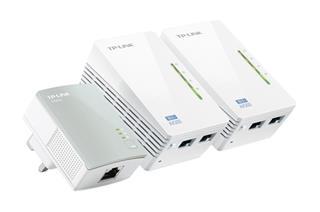Tp- Link Tl- Wpa4220t Kit Av500 Powerline Universal . . .