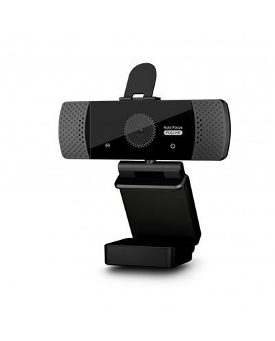 Urban Factory Webcam Autofocus Full Hd +  Tri Para . . .