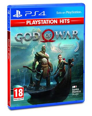 Fotos Videojuego SONY PARA PS4 GOD OF WAR PS HITS