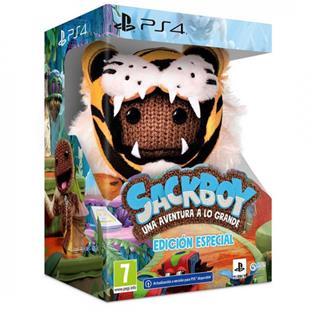 Videojuego Sony Para Ps4 Sackboy Una Aventura A . . .