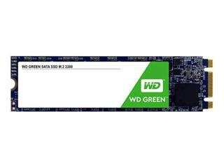 Wd Ssd Green 480Gb M. 2 Sata Gen 3