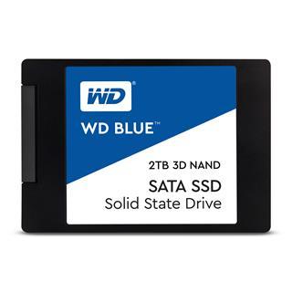 Disco Duro Wd 3D Nand Ssd Blue 2Tb 2. 5´´ Sata