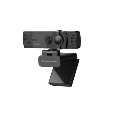 Webcam 4K Conceptronic Amdis 8. 3Mp . . .