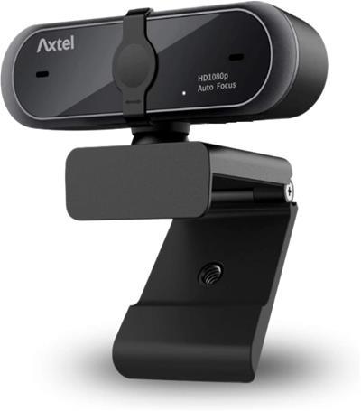 Webcam Axtel Af- Fhd- 1008P Auto Focus Con . . .