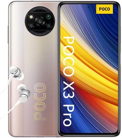 Xiaomi Poco X3 Pro 6Gb 128Gb 6. 67´´ Metal Bronze