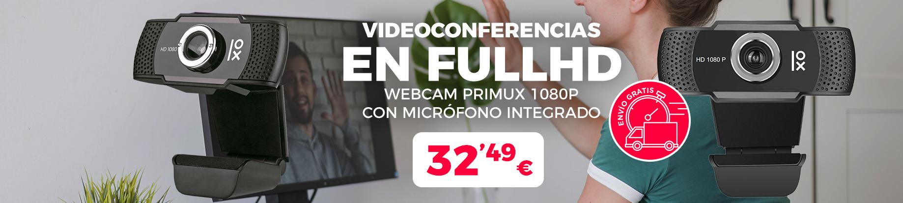 webcam-primux