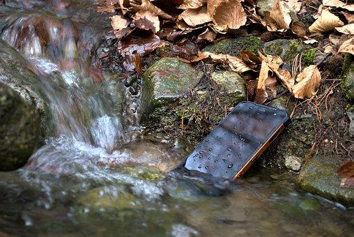 Smartphone río