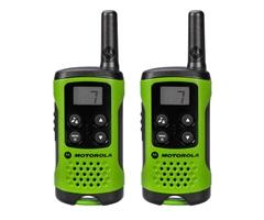 Motorola Tlkr T41 Verde Walkie . . .