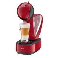 Cafetera Multibebida Krups Kp1705sc Roja