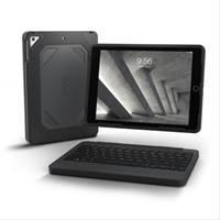 Zagg Rugged Book New Ipad       Air Air2 Kb Black . . .