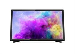 Tv Led 22´´ Philips 22Pfs5403/ 12 Fullhd. Adaptado . . .