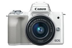 Canon Eos M50 Wh M15- 45 S Eu26     . . .