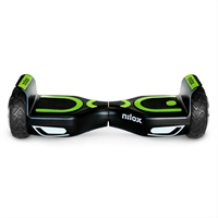 Nilox Doc Hoverboard Black New