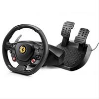 Volante Y Pedales Thrustmaster T80 Rw  Ferrari . . .