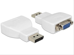 65568 Displayport A Vga