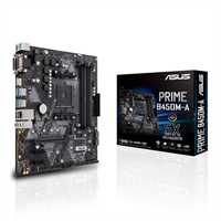 Placa Base Asus Prime B450m- A Socket Am4