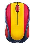Raton Logitech M238 Fan Collection Wrls  Spain . . .