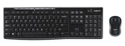 Logitech Wireless Desktop Mk270 Be