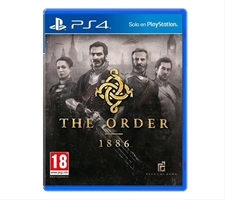 Juego Sony Ps4 The Order 1886