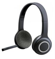 Auriculares Logitech Wireless Headset H600