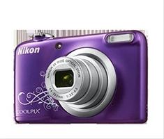 Cámara Nikon Coolpix A10 Violeta . . .