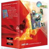 Amd A6 3500 2. 1Ghz Fm1 3Mb Box Desprecintado