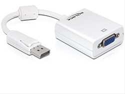 Adaptador Delock Para Cable Displayport,  Vga,  . . .