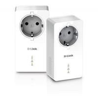 Adaptador Powerline Av2 1000Hd D- Link 2Uds Outlet