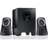 Altavoces 2. 1 Logitech Speaker System Z313
