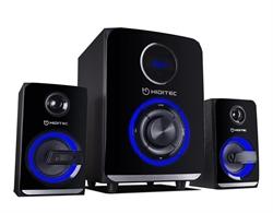Altavoces Hiditec 2. 1 Multimedia H500 100W W . . .