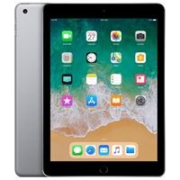 Apple Ipad Wi- Fi 9. 7 128Gb -  Space . . .