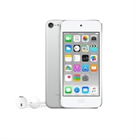Apple Ipod Touch 128Gb Plata Y Blanco