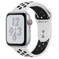Apple Watch Nike+  Serie 4 Gps +  4G 44Mm Silver . . .