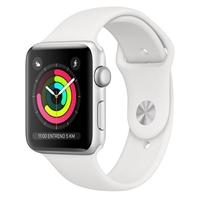 Apple Watch Serie 3 Gps 42Mm Silver Aluminium +  . . .