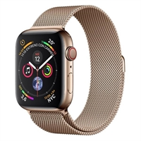 Apple Watch Serie 4 Gps +  4G 40Mm Gold Stainless . . .