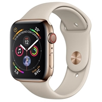 Apple Watch Serie 4 Gps +  4G 44Mm Gold Stainless . . .